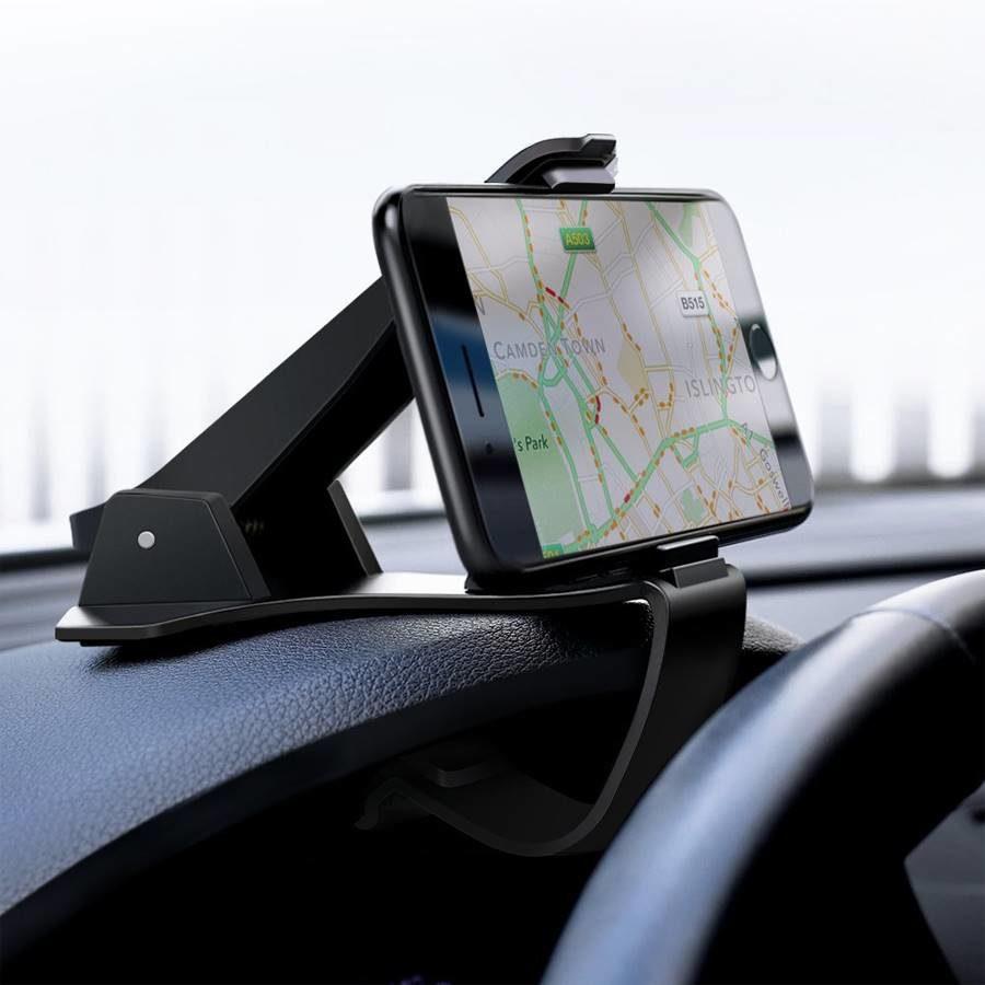 support-GPS-voiture-tete-haute