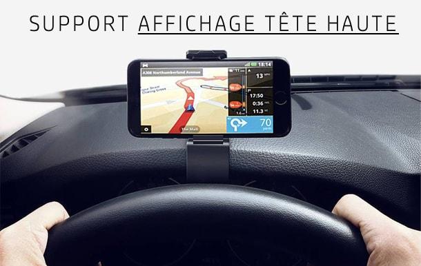 support voiture support t l phone portable tablette et. Black Bedroom Furniture Sets. Home Design Ideas