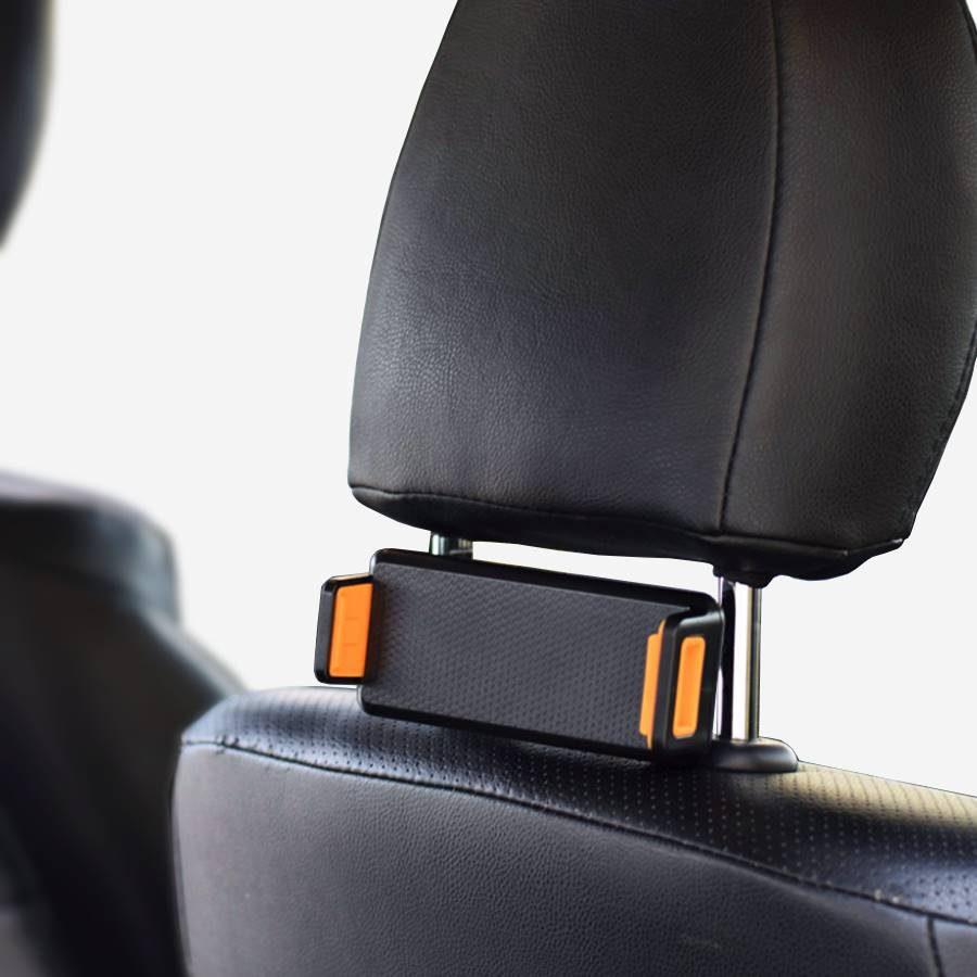 support-tablette-appui-tête-voiture-nu