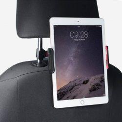 Support tablette pour siège auto.