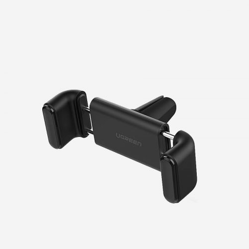 Support téléphone pour voiture, de couleur noir et de marque Ugreen.
