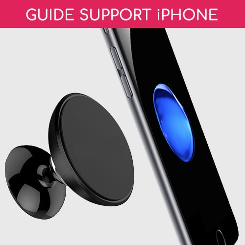 Guide d'achat de support pour iPhone.