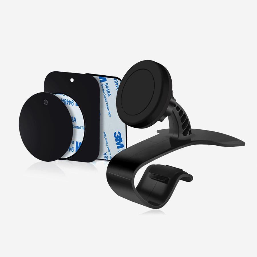 support-GPS-magnetique-voiture-noir-nu